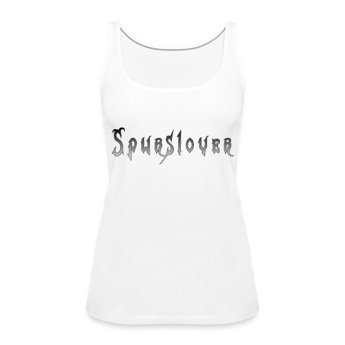 Spurslover Kingdom Hearts - Women's Premium Tank Top