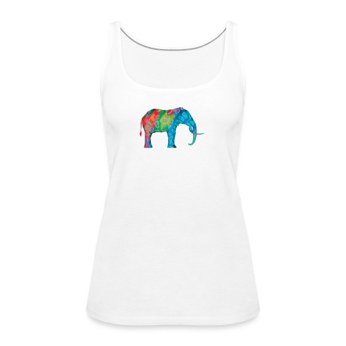 Elefant - Women's Premium Tank Top