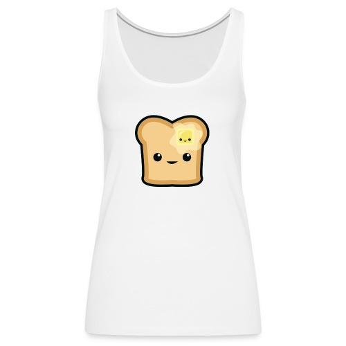 Toast logo - Frauen Premium Tank Top