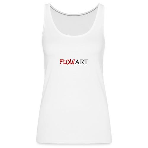 FlowArt - Débardeur Premium Femme