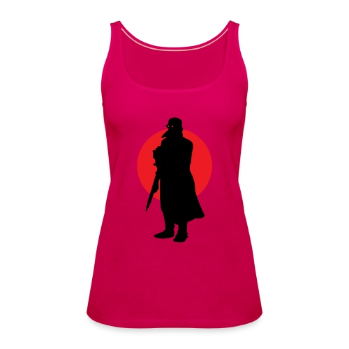 Soldier terminator military history army ww2 ww1 - Women's Premium Tank Top