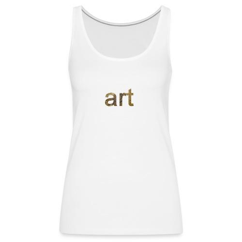 art - Débardeur Premium Femme