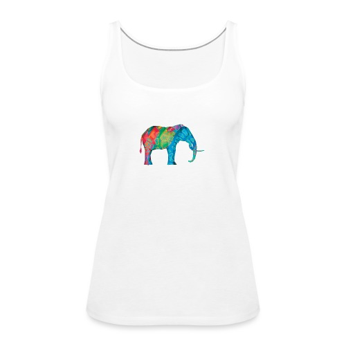 Elefant - Women's Premium Tank Top