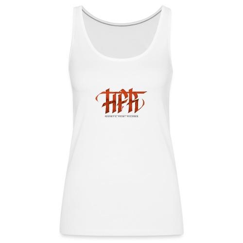 HFR - Logotipo fatto a mano - Canotta premium da donna