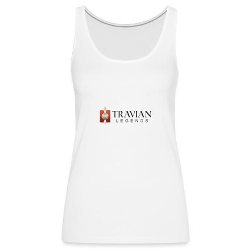 Travian Legends Logo - Women's Premium Tank Top
