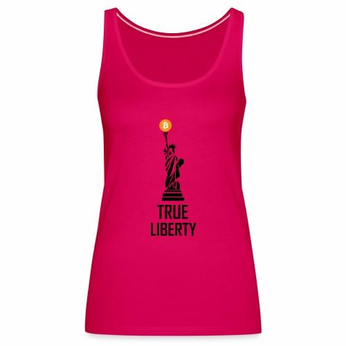 True liberty - Women's Premium Tank Top