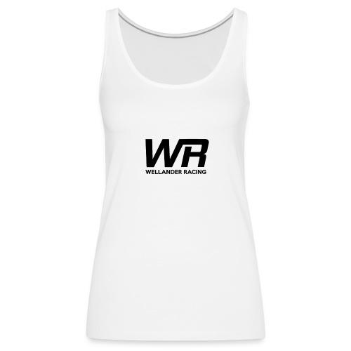 WRRACING - Premiumtanktopp dam