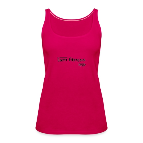 LAM Fitness FIRST EDITION - Women's Premium Tank Top
