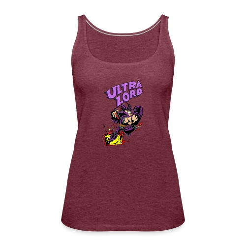Sheen s Ultra Lord - Naisten premium hihaton toppi