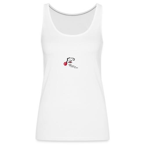 Chapa Grupo Flamenco Cultivando El Arte - Camiseta de tirantes premium mujer