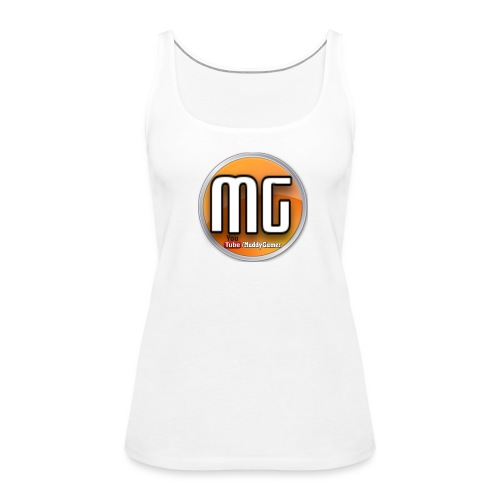 muddy gamer branding - Women's Premium Tank Top