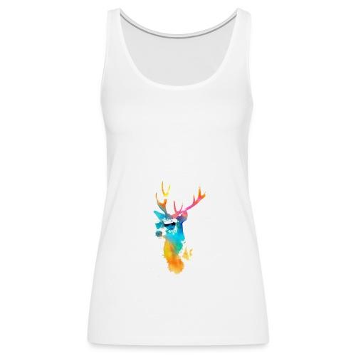 Sunny Summer - Camiseta de tirantes premium mujer