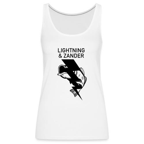 Lightning & Zander - Frauen Premium Tank Top