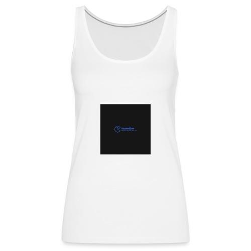 teamdbm logo - Vrouwen Premium tank top