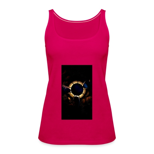 Find Light in the Dark - Women's Premium Tank Top