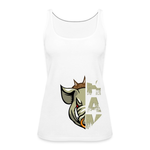 HAM HOG - Women's Premium Tank Top