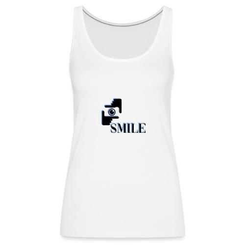 Smile - Débardeur Premium Femme