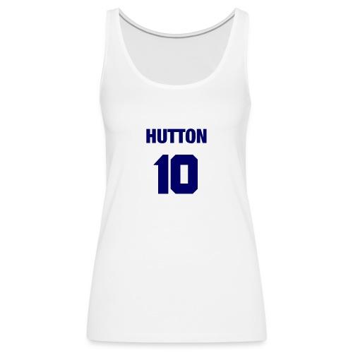 HUTTON 10 - Canotta premium da donna