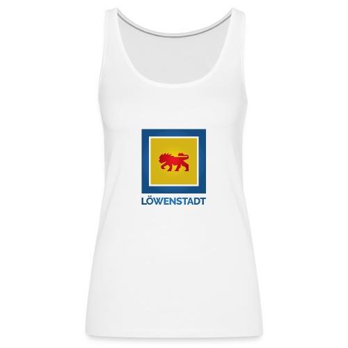 Löwenstadt Fan Design 11 - Frauen Premium Tank Top