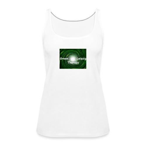 green Leipzig therapy - Frauen Premium Tank Top