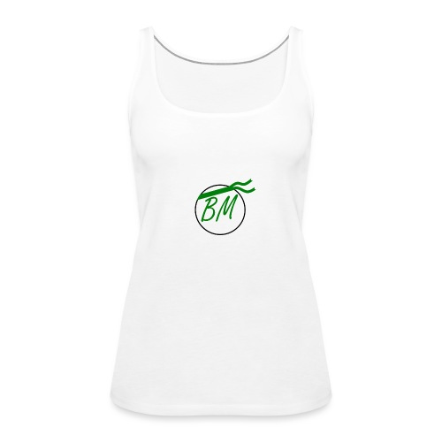 Braminer army logo - Women's Premium Tank Top