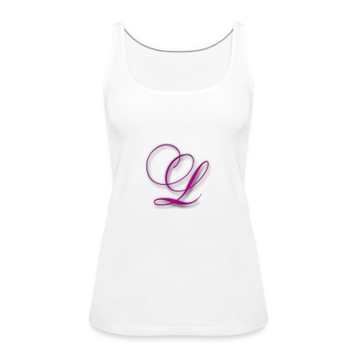 logo-L-big - Frauen Premium Tank Top