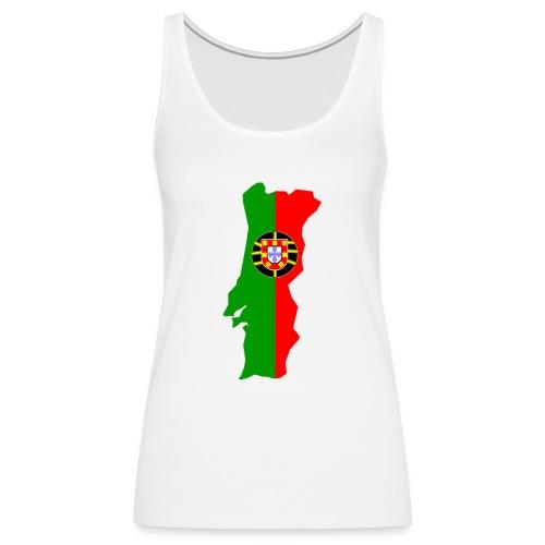 Portugal - Vrouwen Premium tank top