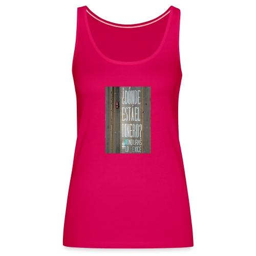 Hnd - Camiseta de tirantes premium mujer