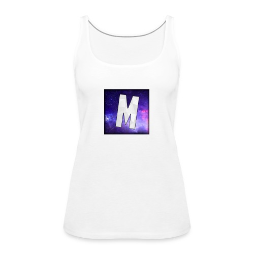 MarForce Logo - Women's Premium Tank Top