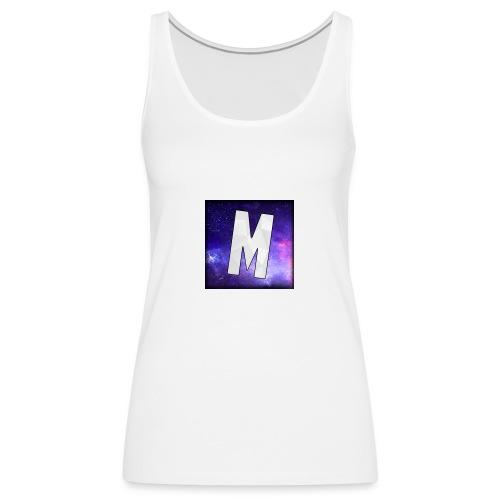 MarForce Logo - Women's Premium Tank Top
