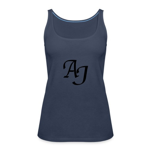 AJ Mouse Mat - Women's Premium Tank Top