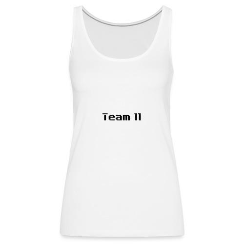 Team 11 - Women's Premium Tank Top