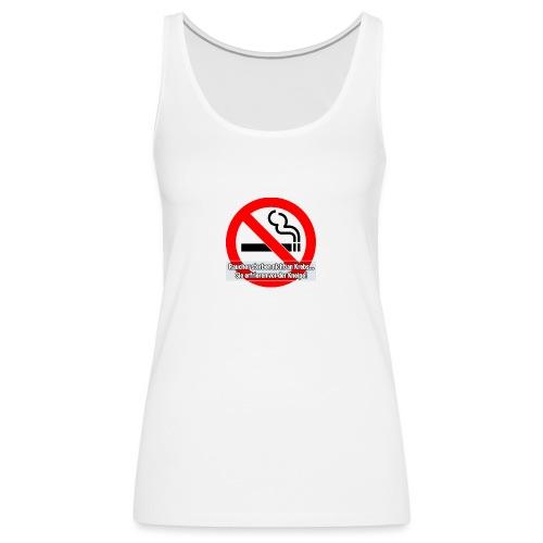 Gegen Rauchverbote - Frauen Premium Tank Top