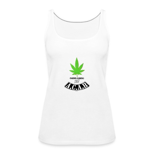 Hampf oase 187 - Frauen Premium Tank Top
