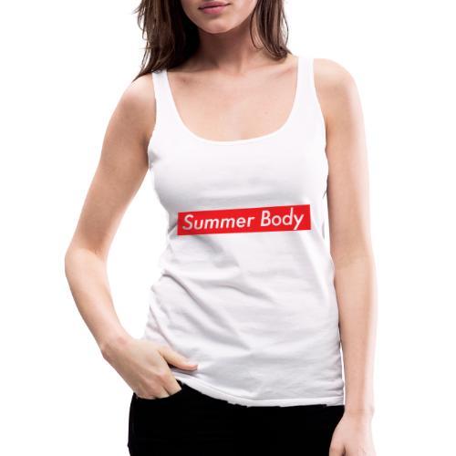 Summer Body - Débardeur Premium Femme