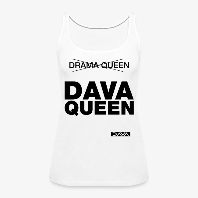 DAVA Queen - black