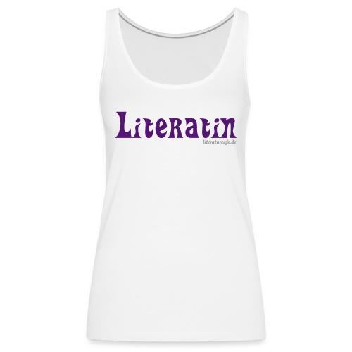 Literatin - Frauen Premium Tank Top