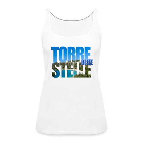 TorreTshirt - Canotta premium da donna