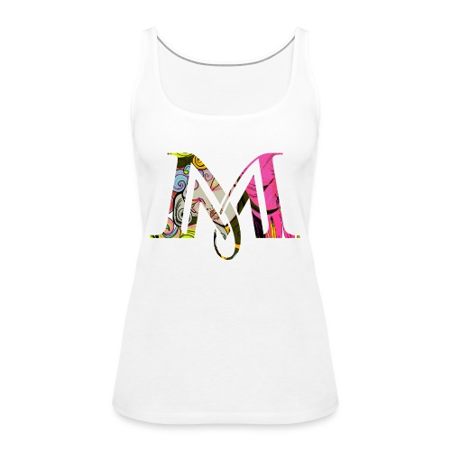 Magie Magic M | Tarot Design - Frauen Premium Tank Top