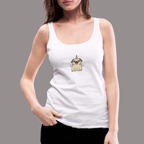 guarridogo oficial - Camiseta de tirantes premium mujer