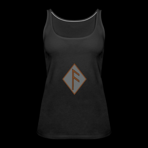 rautegross - Frauen Premium Tank Top