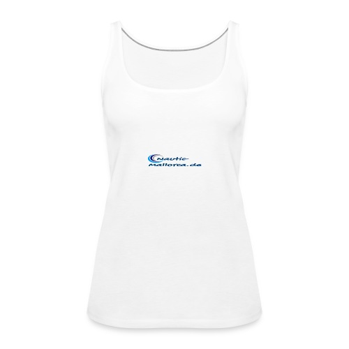 Yachting Mallorca - Camiseta de tirantes premium mujer