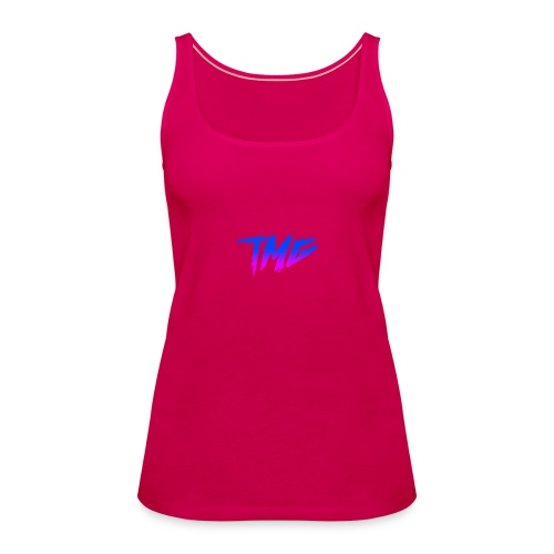 tmg logo - Women's Premium Tank Top