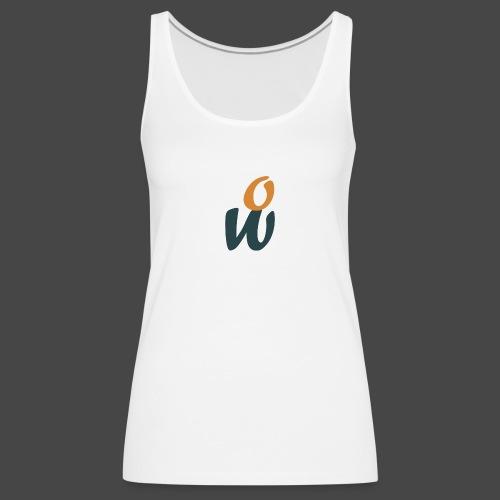Logo WipeOnline - Débardeur Premium Femme