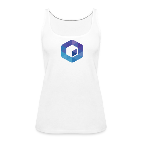 Neblio - Next Gen Enterprise Blockchain Solution - Women's Premium Tank Top