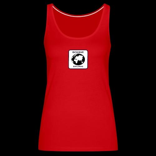 BOKINE EXPLORING 2020 - Camiseta de tirantes premium mujer