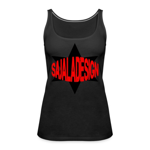 LIMITED STERN SaJaLaDESIGN - Frauen Premium Tank Top