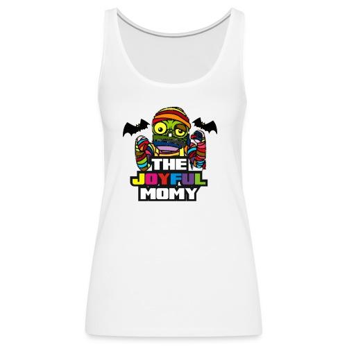 MOMIA - Camiseta de tirantes premium mujer