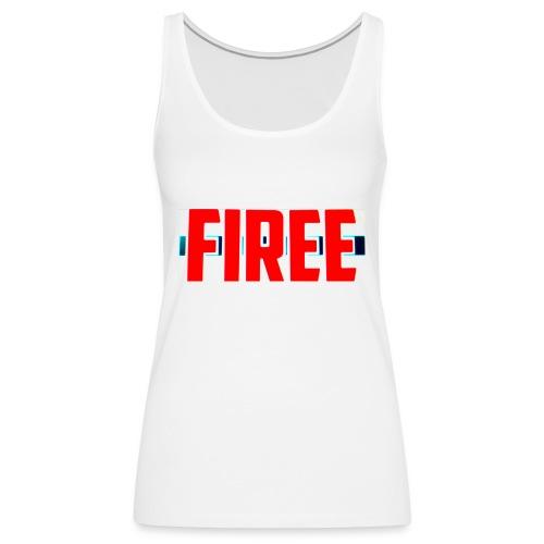 FIREE - Women's Premium Tank Top