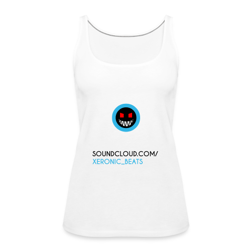 XERONIC LOGO - Women's Premium Tank Top